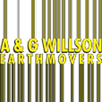 Logo of A & G Willson Earthmovers Pty Ltd