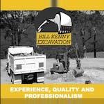 Bill Kenny Excavations logo