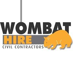 Logo of Wombat Equipment Hire