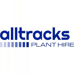 Logo of Alltracks  Plant Hire