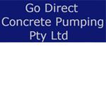 Logo of Go Direct Concrete Pumping Pty Ltd