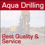 Aqua Drilling logo