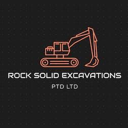 Logo of Rock Solid Excavations