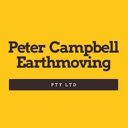 Logo of Peter Campbell Earthmoving Pty Ltd