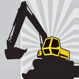 Logo of SJK Excavations