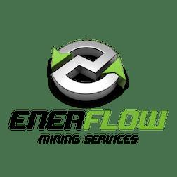 Logo of Enerflow Mining Services