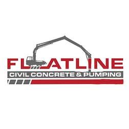 Logo of Flatline Civil Construction