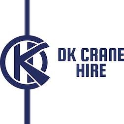 Logo of DK Crane Hire