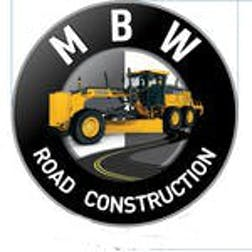 Logo of MBW Road Construction Pty Ltd