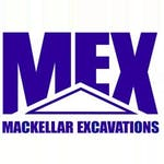 Logo of MacKellar Excavations