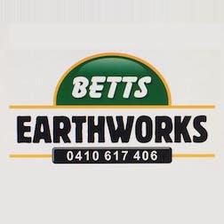 Logo of Betts Earthworks