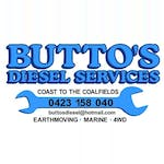 Logo of Butto's Diesel Services