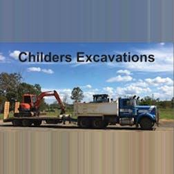Logo of Childers Excavations