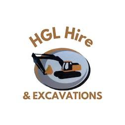 Logo of HGL Hire & Excavations