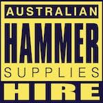 Australian Hammer Suppliers Hire logo