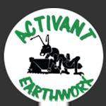 Activant Earthworx  logo