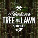 Logo of Johnson's Tree And Lawn Services