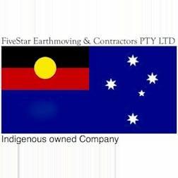 Logo of Fivestar Earthmoving & Contractors
