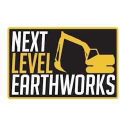 Logo of Next Level Earthworks