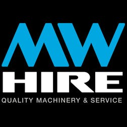 Logo of MW Hire