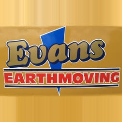 Logo of Evans Earthmoving