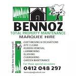 Bennoz Total Property Maintenance logo