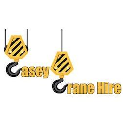 Logo of Casey Crane Hire