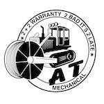 A T Mechanical logo
