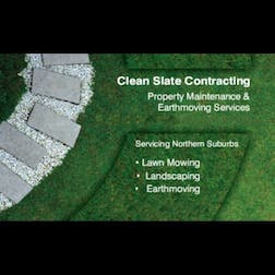 Logo of Clean Slate Contracting