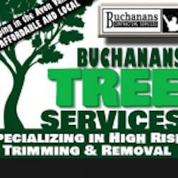 Logo of Buchanan's Tree Services