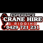 Esperance Crane Hire & Rigging logo