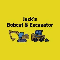 Logo of Jack's Bobcat & Excavator