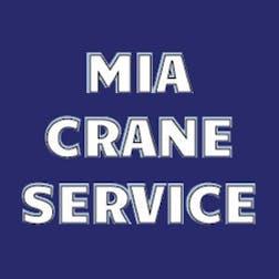Logo of Mia Crane Service