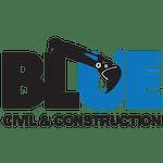 BLUE Civil & Construction logo