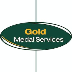 Logo of Gold Medal Services