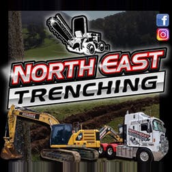 Logo of North East Trenching