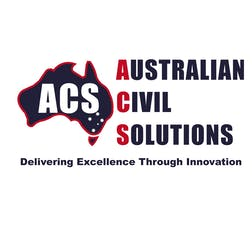 Logo of Australian Civil Solutions