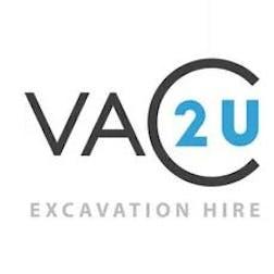 Logo of Vac 2 U Excavation Hire