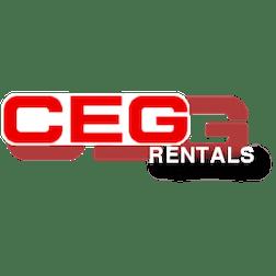 Logo of CEG Rentals