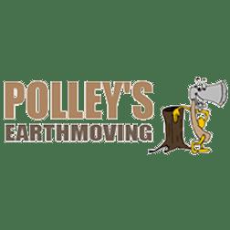 Logo of Polley's Earthmoving