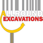 allround excavations logo