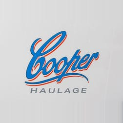 Logo of Cooper Haulage