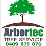 Logo of Arbortec Tree Service Pty Ltd