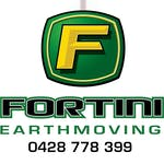 Logo of Fortini Earthmoving