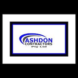 Logo of Ashdon Contractors