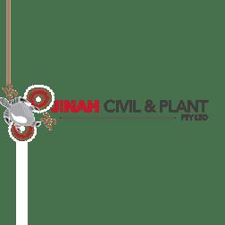 Logo of Jinah Civil & Plant Pty Ltd