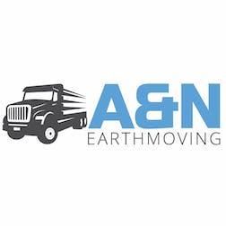 Logo of A & N Earthmoving