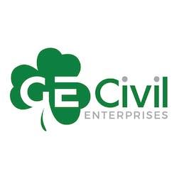 Logo of GE Civil Enterprises