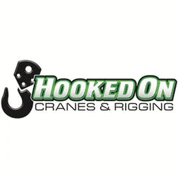 Logo of Hooked On Cranes & Rigging