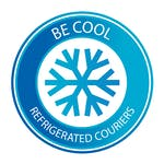 Be Cool Refrigerated Couriers logo